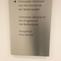 Photo taken at Consulate-General Of The Netherlands by Girish on 12/4/2012