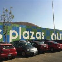 Photo taken at Las Plazas Outlet Guadalajara by Sisco on 12/22/2012