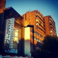 Photo taken at Birmingham Hippodrome by Mantvidas B. on 9/22/2012