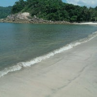 Photo taken at Praia das Conchas by Vivis V. on 2/6/2017