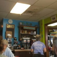 Photo taken at Beach Hut Cafe by Chuck McCue w. on 4/18/2015