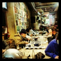Photo taken at Booze Cooperativa by Manolis B. on 2/15/2013