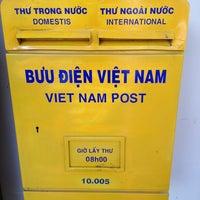 Photo taken at Da Lat Post Office by Plaifah tawan on 6/5/2013