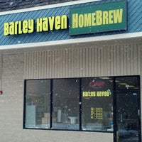 Photo taken at Barley Haven by Barley Haven on 12/28/2013
