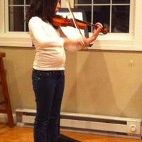 Photo taken at Violins 'r' Us! by Elmer G. on 3/6/2013