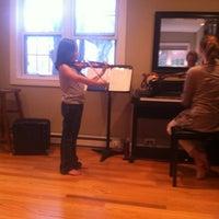 Photo taken at Violins 'r' Us! by Elmer G. on 4/16/2013