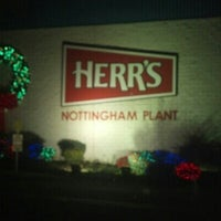 Photo taken at Herr's Snack Factory Tour by Beth B. on 12/15/2012