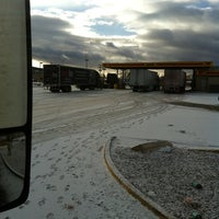 Photo taken at Love's Travel Stop by Kim on 1/29/2013