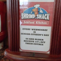 Photo taken at Shrimp Shack by Kyle W. on 3/24/2014