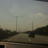 Photo taken at NLEX by marj p. on 4/12/2015