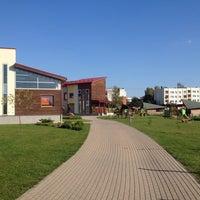 Photo taken at Cēsu pilsētas 5.pirmsskolas izglītības iestāde by Nurken on 9/18/2014