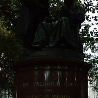 Photo taken at Gauß-Weber Memorial by Ruben M. on 9/4/2016