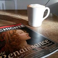 Photo taken at Balzac Coffee by Ruben M. on 1/12/2014