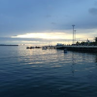 Photo taken at Anjungan Pantai Losari by Basnugh B. on 4/9/2013