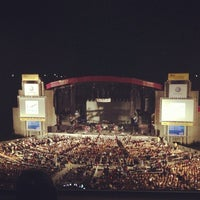 Photo taken at Northwell Health at Jones Beach Theater by Mike Y. on 9/24/2012