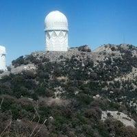 Photo taken at Kitt Peak National Observatory by Bob R. on 4/2/2013