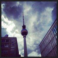 Das Foto wurde bei Alexanderplatz von Kees R. am 7/3/2013 aufgenommen