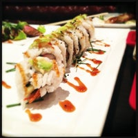 Photo taken at Ask de Chef - Fusion | Sushi | Lounge by Kees R. on 1/30/2013