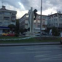 Photo taken at UEFA Meydanı by Özlem T. on 11/30/2012