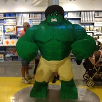 Photo taken at The LEGO Store by Lorenzo on 12/2/2012