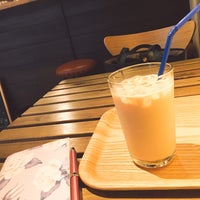 Photo taken at txpresso & espresso cafe UNICORN by Akane.T on 8/23/2017