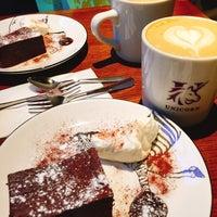 Photo taken at txpresso & espresso cafe UNICORN by Akane.T on 3/12/2017