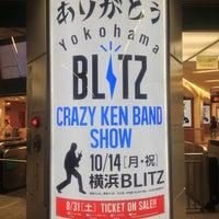 Photo taken at 横浜BLITZ by kakukaqu on 8/31/2013