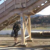 Photo taken at Kanashima Station by Zosan K. on 4/4/2014