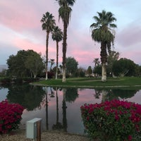 Photo taken at Indian Palms Country Club & Resorts by Nina C. on 11/11/2017