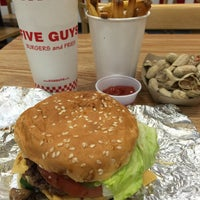 Photo taken at Five Guys by Todd N. on 12/9/2015