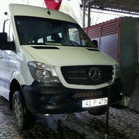 Photo taken at Kuzeyler Mercedes-Benz by Cüneyt D. on 12/7/2016