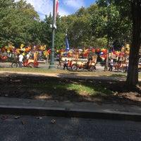 Photo taken at Benjamin Franklin Parkway by J G. on 9/14/2017