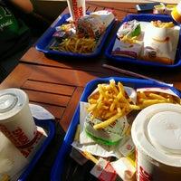 Photo taken at Burger King by Seyda I. on 9/30/2016