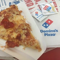 Photo taken at Domino's Pizza by BELU on 9/29/2017