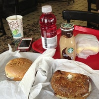Photo taken at Bagels Plus by sydney b. on 3/22/2013