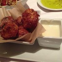 Photo taken at Romano's Macaroni Grill by sydney b. on 9/20/2012