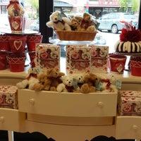 Photo taken at Nothing Bundt Cakes by Emmalouise B. on 1/13/2014