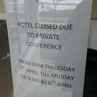 Photo taken at Ommaroo Hotel by Jarrett G. on 4/3/2014