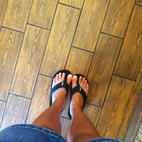Photo taken at Tropical Smoothie by Maria P. on 6/21/2013