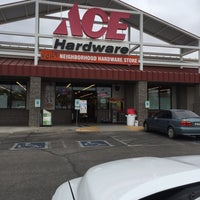 Photo taken at Ace Hardware by Jesse C. on 1/29/2015