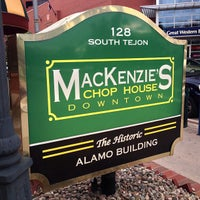 Photo taken at Mackenzie's Chophouse by Ronald S. on 9/4/2013
