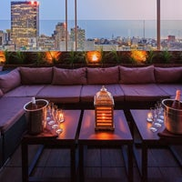 Photo taken at Sky Room by Sky Room on 8/27/2014