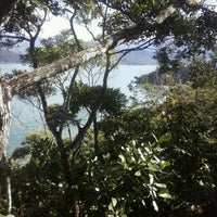 Photo taken at Morro do engenho by Gabi S. on 7/18/2013