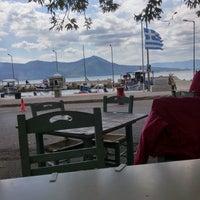 Photo taken at Παραλία Πελασγίας by Man V. on 8/14/2016