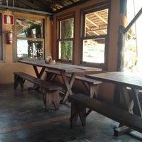 Photo taken at Nutreal - Hipismo, Hipoterapia e Restaurante by Christiane T. on 2/16/2013