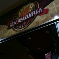 Photo taken at Boteco Seo Madruga by Adriano G. on 11/16/2012
