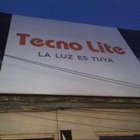 Photo taken at Tecno Lite by Martin on 2/26/2013