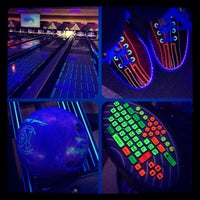 Photo taken at AMF Wantagh Lanes by Jennifer on 10/26/2013
