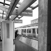 Photo taken at CTA - Fullerton by Keilon L. on 11/23/2012