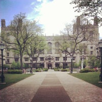 Photo taken at The University of Chicago by Keilon L. on 5/20/2013